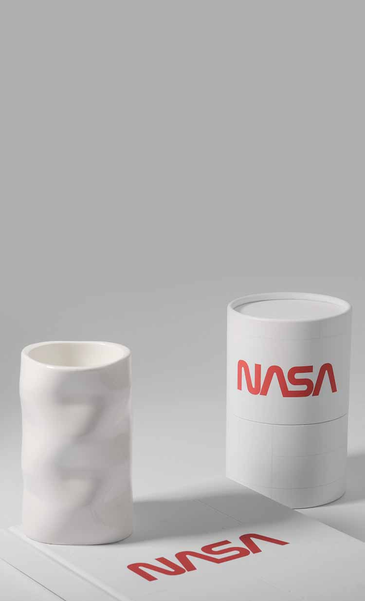 NASA Series - Notebook and Space Mug